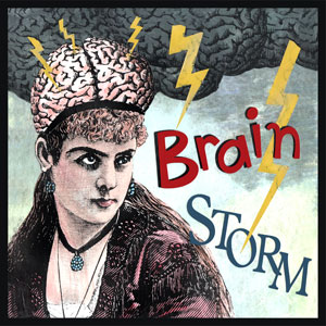 Brain Storm - From the 1890's – originally thought of as a mental disorder. Now used to suggest sudden ideas formed quickly before considering them more carefully.