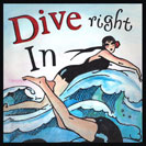 "Dive Right In - Also, go in head first, or jump in with both feet are all ways of saying you may not be thinking before you act! From the thought that if someone ""dives right in"" without checking the water, something unexpected may be waiting for them..."