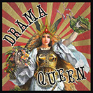 "Drama Queen - Used more to describe any exaggeratedly dramatic person, especially female. This idiom was accepted by the  Merriam-Webster  Dictionary in 1996 as a ""new word""."