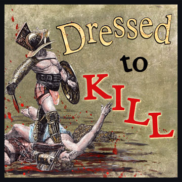 "Dressed to Kill - Some thoughts for this idiom refer to the middle ages and knights being dressed for battle. It took a long time to get ""suited up"" in armor, and the knight had to have assistance doing it! Afterwards, they were  ready for battle and ""dressed to kill"". Today, it means you are dressed for a purpose; either a really big night out, job interview or just to show how great you look! This idiom also has been the title of many movies (1928, American silent film starring Mary Astor), books, music and even comedy routines."