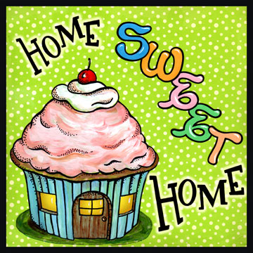 "Home, Sweet Home - This well known saying is from a song that has been around for over 150 years. It has been used in other songs including one from the Motley Crue in the original song's melody was composed by Englishman Sir Henry Bishop with lyrics by Payne. And it goes like this: ""Mid pleasures and palaces though we may roam, be it ever so humble, there's no place like home..."""