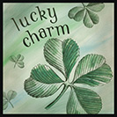 Lucky Charm - From the Celts, symbolizes sudden good fortune.