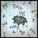 "Raining Cats and Dogs - Used in 1653, when Richard Brome's comedy The Woman Wears the Breeches referred to stormy weather with the line: ""It shall raine... Dogs and Polecats""."