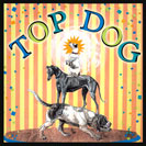 "Top Dog - The most important and powerful person in a group. Early references (1859) are used in describing  ""pit-sawing"", where one man is on top of the pit with the top of the saw and the other man at the bottom, hence (""top"" dog and ""bottom"" or ""under"" dog. References before this though refer to literal dog fights, in which the dog on top is clearly getting the better of the one on the bottom."